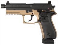 "Arex Rex Zero 1T 9mm Luger 4.9"" Threaded FDE REXZERO1T-03"