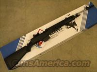 Springfield M1A Stainless Barrel & Black Synthetic Stock .308 Win.
