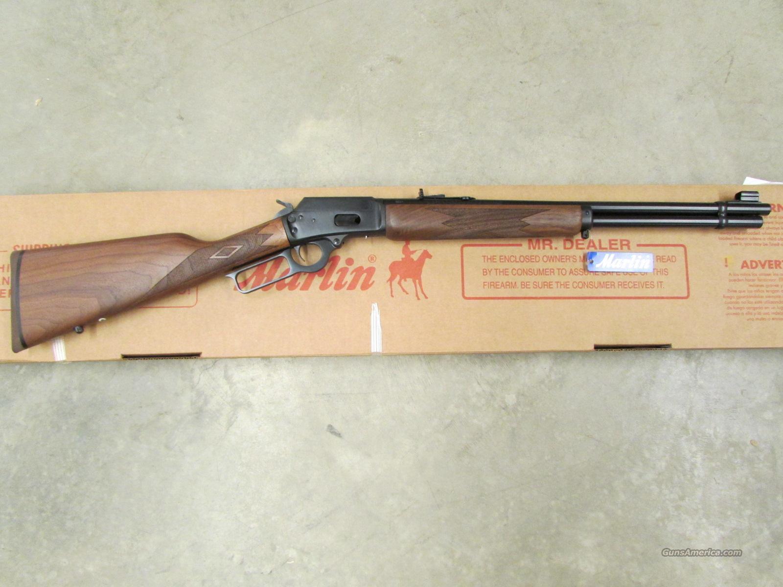 Marlin Model 1894 Lever Action Walnut Blued 20 For Sale Parts Diagram 44 Magnum 70400 Guns