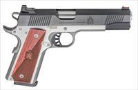 "Springfield 1911 Ronin Operator 9mm 5"" 9 Rds Stainless / Black PX9119L"