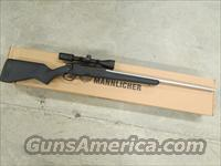Steyr Mannlicher US ProHunter Stainless .300 Win. Mag with Zeiss Scope