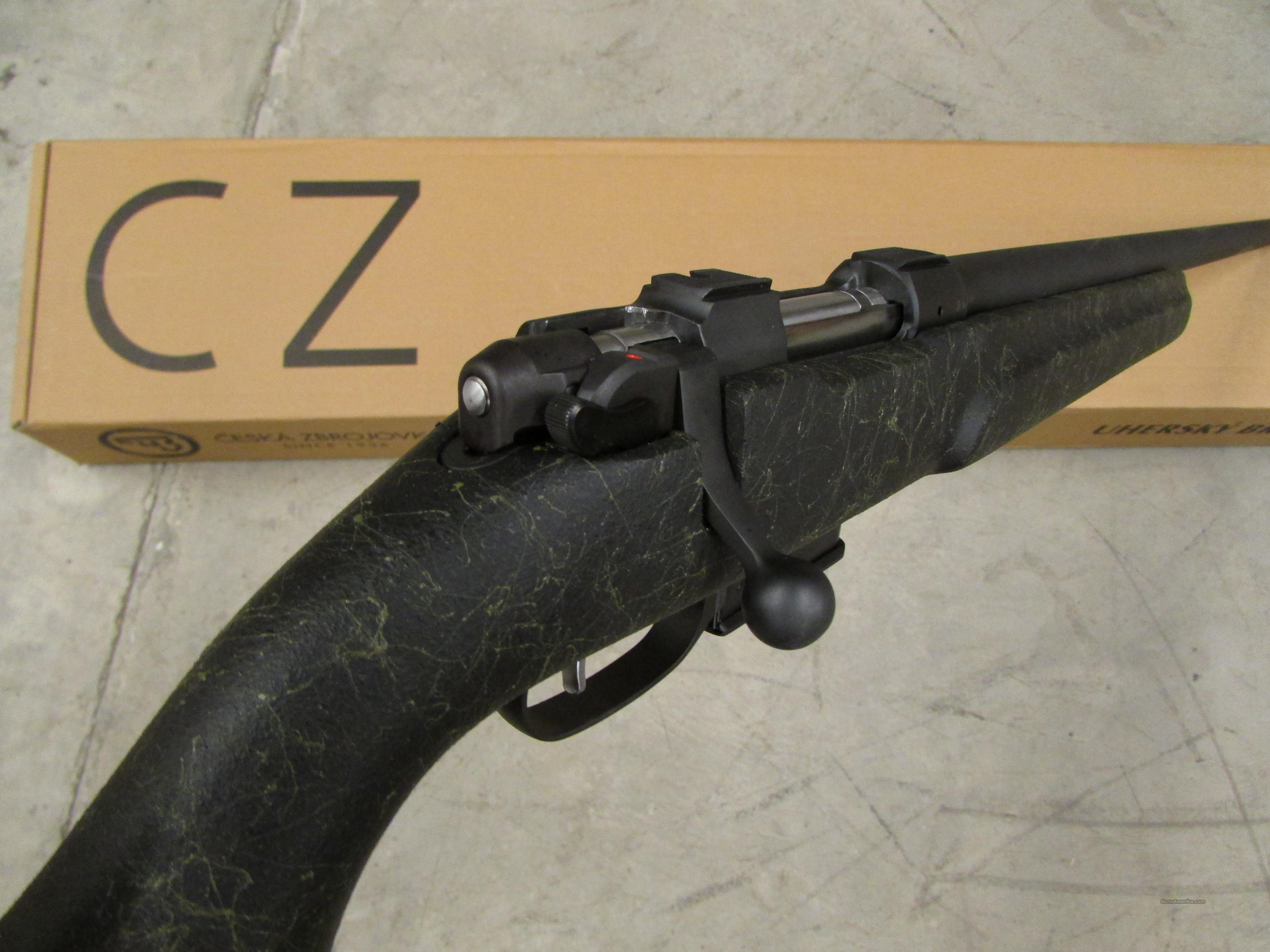 Cz Usa Cz 527 Varmint Target 204 Ruger For Sale