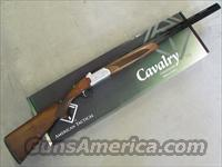 "ATI Cavalry Over/Under 28"" Engraved Receiver Walnut Stock .20 Ga"