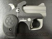 Bond Arms Backup Black & Stainless .45 ACP/AUTO Derringer