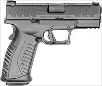 "Springfield XD-M Elite 9mm Luger 3.8"" Black 20 Rounds XDME9389BHC"