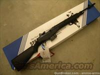 Springfield M1A Standard .308Win. Black Synthetic Stock