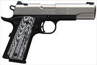 Browning 1911-380 Black Label Pro Stainless 051922492