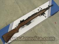 Springfield M1A Scout Squad Walnut Stock .308 Win.