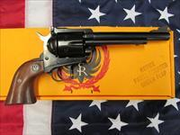 LNIB 1978 Ruger New Model BlackHawk .357 Magnum w/ Box