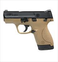 Smith & Wesson M&P 40 Shield .40 S&W FDE 7rd 10180