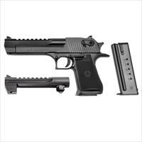 "Magnum Research Desert Eagle .50 AE / .44 MAG Combo 6"" DE50WB6"