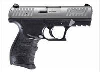 "Walther CCP M2 .380 ACP 3.54"" 8 Rounds Black / Stainless 508.25.01"