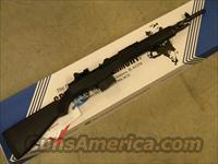Springfield M1A Scout Squad Synthetic Black .308 Winchester