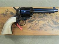 "Uberti 1873 Single-Action Cattleman Frisco 5.5"" .45 Colt"