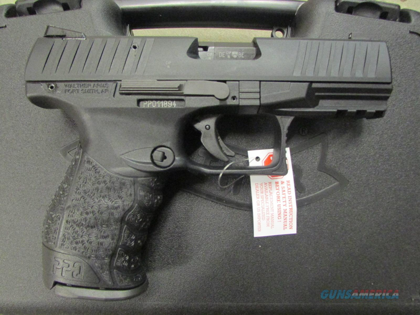 Walther PPQ M2  22 4