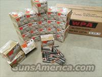 1000 ROUNDS RUSSIAN MILITARY CLASSIC WOLF WPA 7.62X39MM 124 GR HP