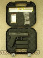 GLOCK 23 GENERATION 3 .40 S&W SEMI-AUTO PISTOL WITH FACTORY NIGHT SIGHTS