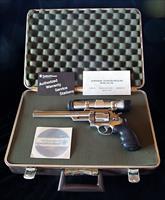 """8 3/8"""" Smith & Wesson 629 w/Leupold Scope & Extras  S&W"""