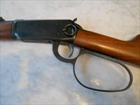 Winchester 94 Large Lever Saddle Ring Carbine