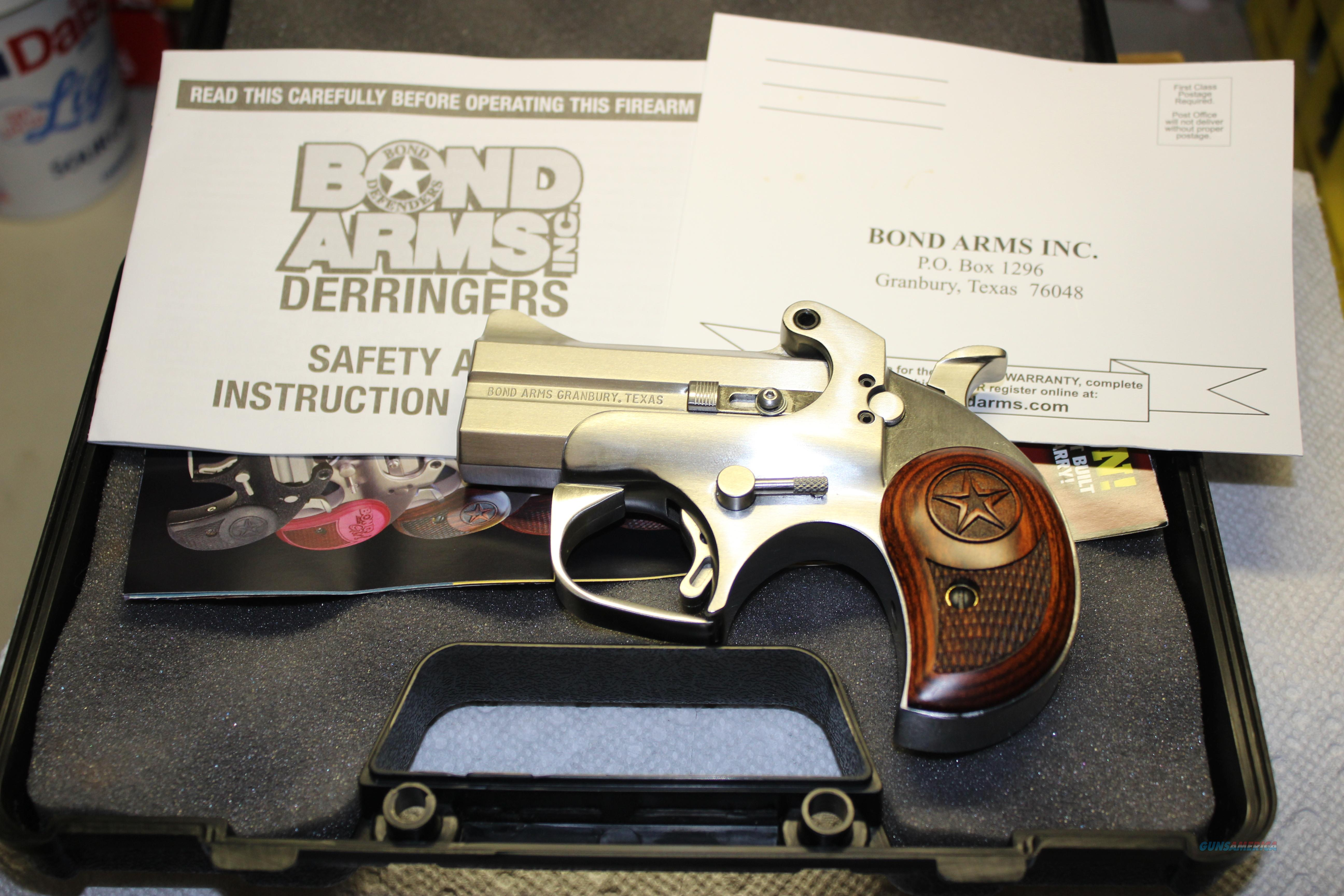 BOND ARMS TEXAS DEFENDER