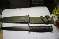 WWII UTICA TRENCH KNIVE M3