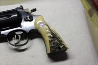 SMITH & WESSON N STAG GRIPS