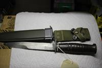 WWII KINFOLKS TRENCH KNIVE  M3