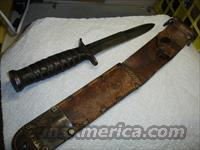 CASE TRENCH KNIFE