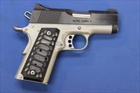 KIMBER ULTRA CARRY II .45 ACP w/SKELETON GRIPS