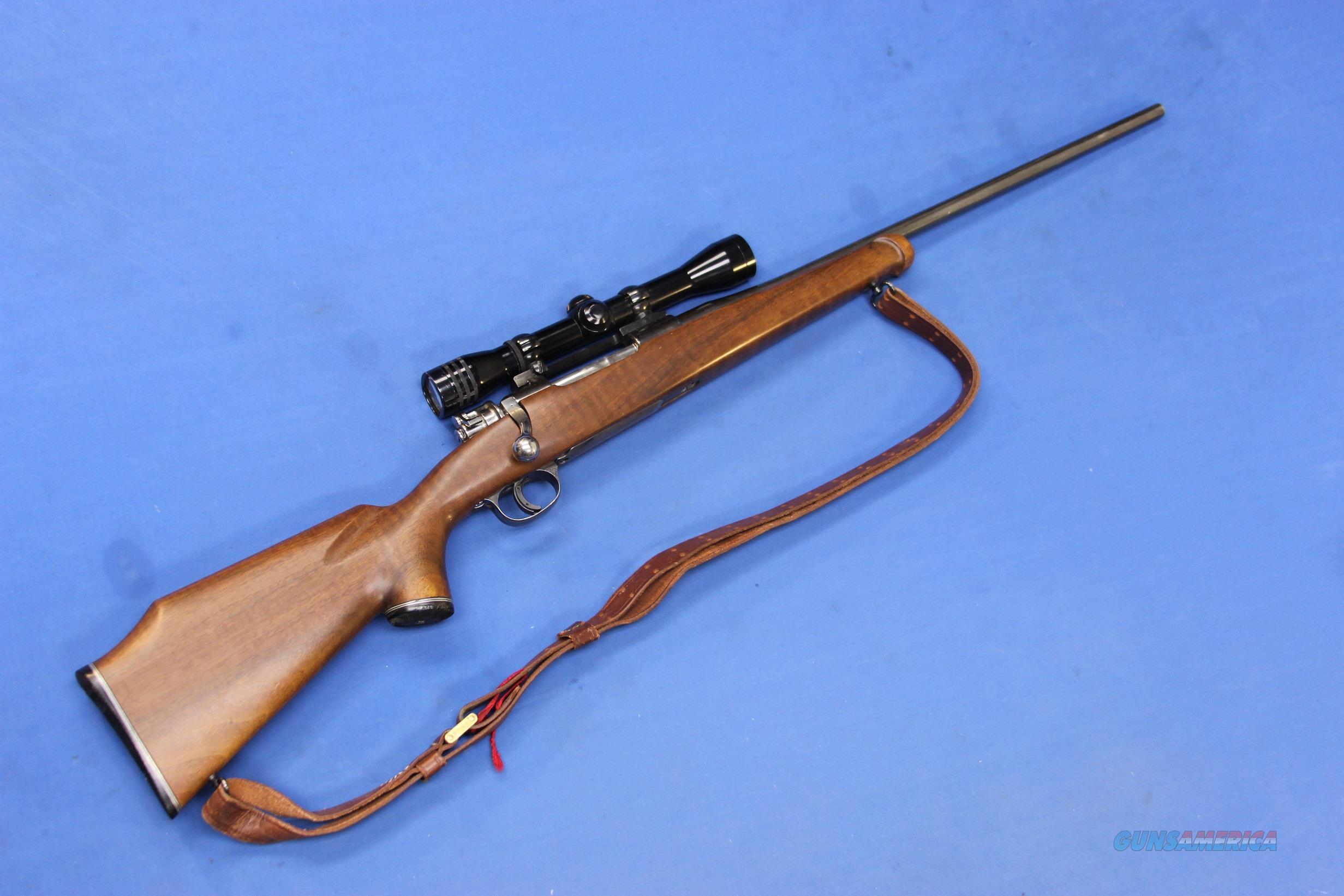 FN MAUSER 98 SPORTER FLAIG ACE  30-06 w/REDFIELD