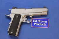 ED BROWN 1911 SPECIAL FORCES CARRY SS .45 ACP LNIB