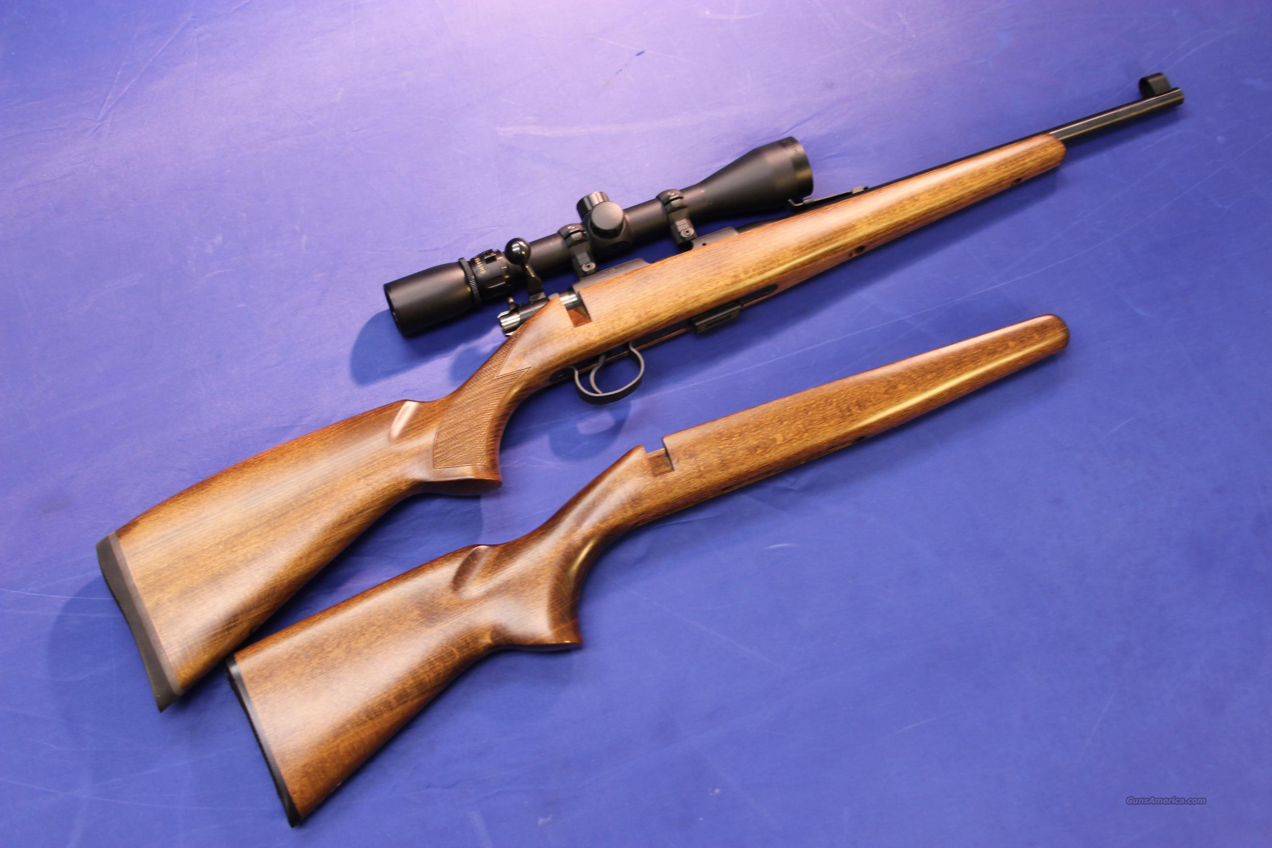 cz 452 zkm scout 22 lr w 2 stocks for sale rh gunsamerica com CZ 452 vs 10 22 CZ 452 Magazine