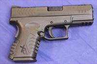 "SPRINGFIELD XD-M COMPACT 3.8"". .45 ACP - NEW!"
