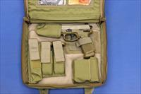 FNH USA FNP-45 TACTICAL FDE .45 ACP w/CAS & 3 MAGS