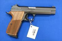 SIG SAUER P210 STANDARD PISTOL 9mm - NEW IN BOX