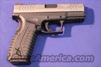 SPRINGFIELD XDM 9MM BI-TONE SS – NEW!