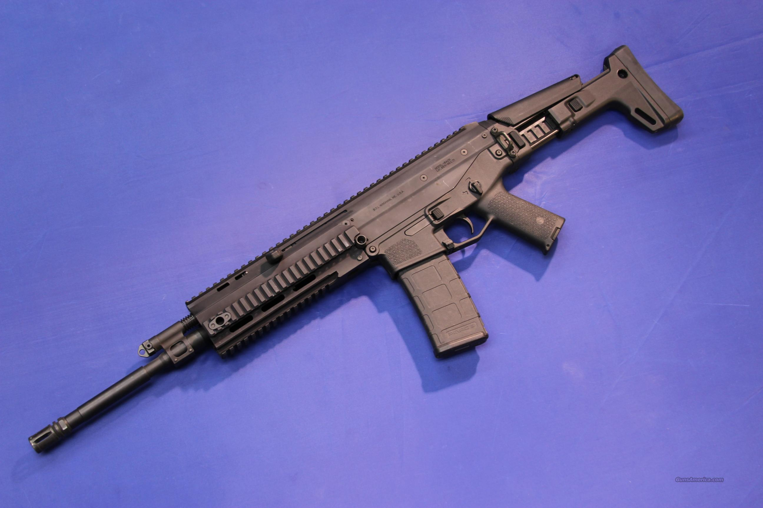 BUSHMASTER ACR ENHANCED CARBINE 5.56 NATO For Sale