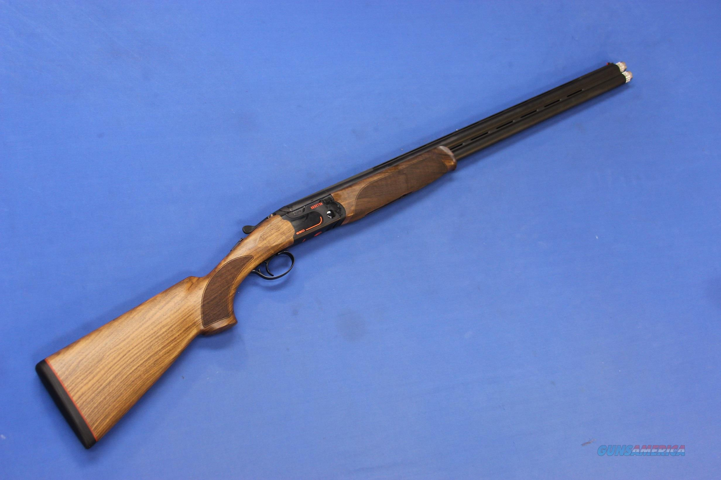 BERETTA 690 BLACK SPORTING 12 GAUGE - NEW!