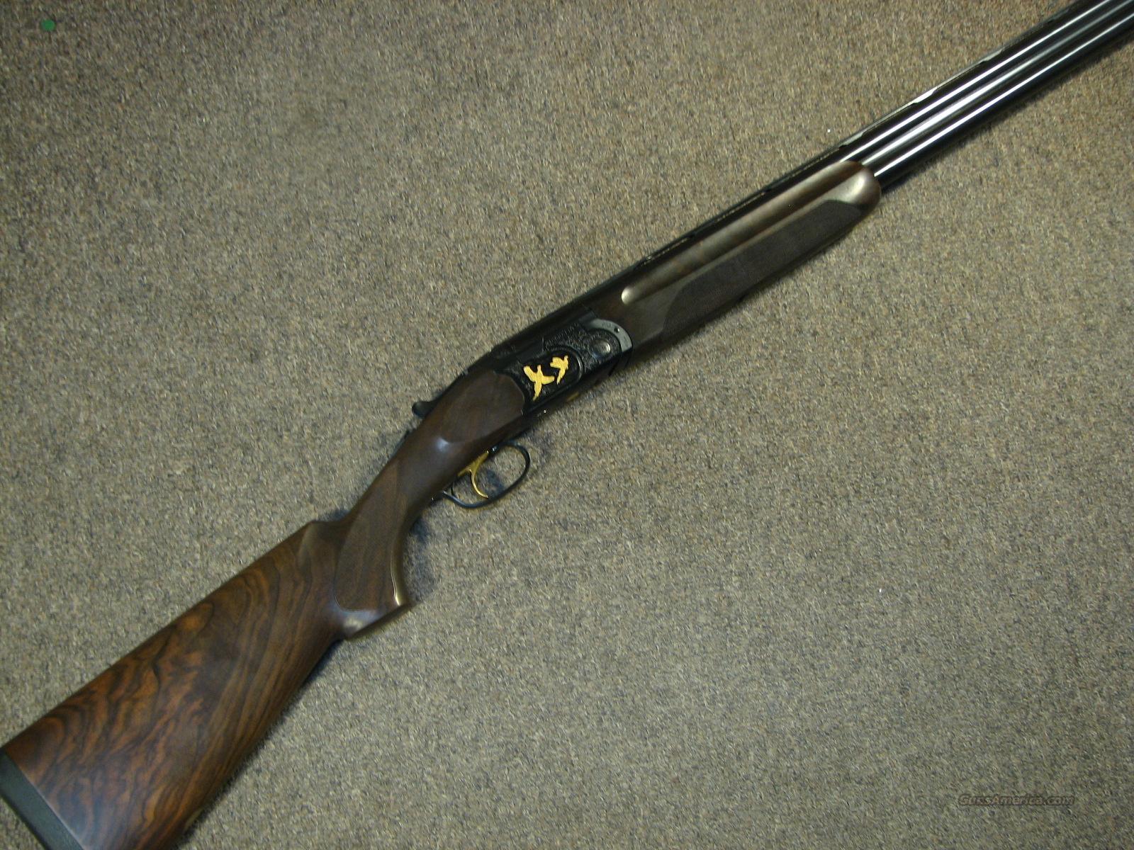 BERETTA 687 SILVER PIGEON IV 12 GA - NEW! Guns > Shotguns > Beretta Shotguns
