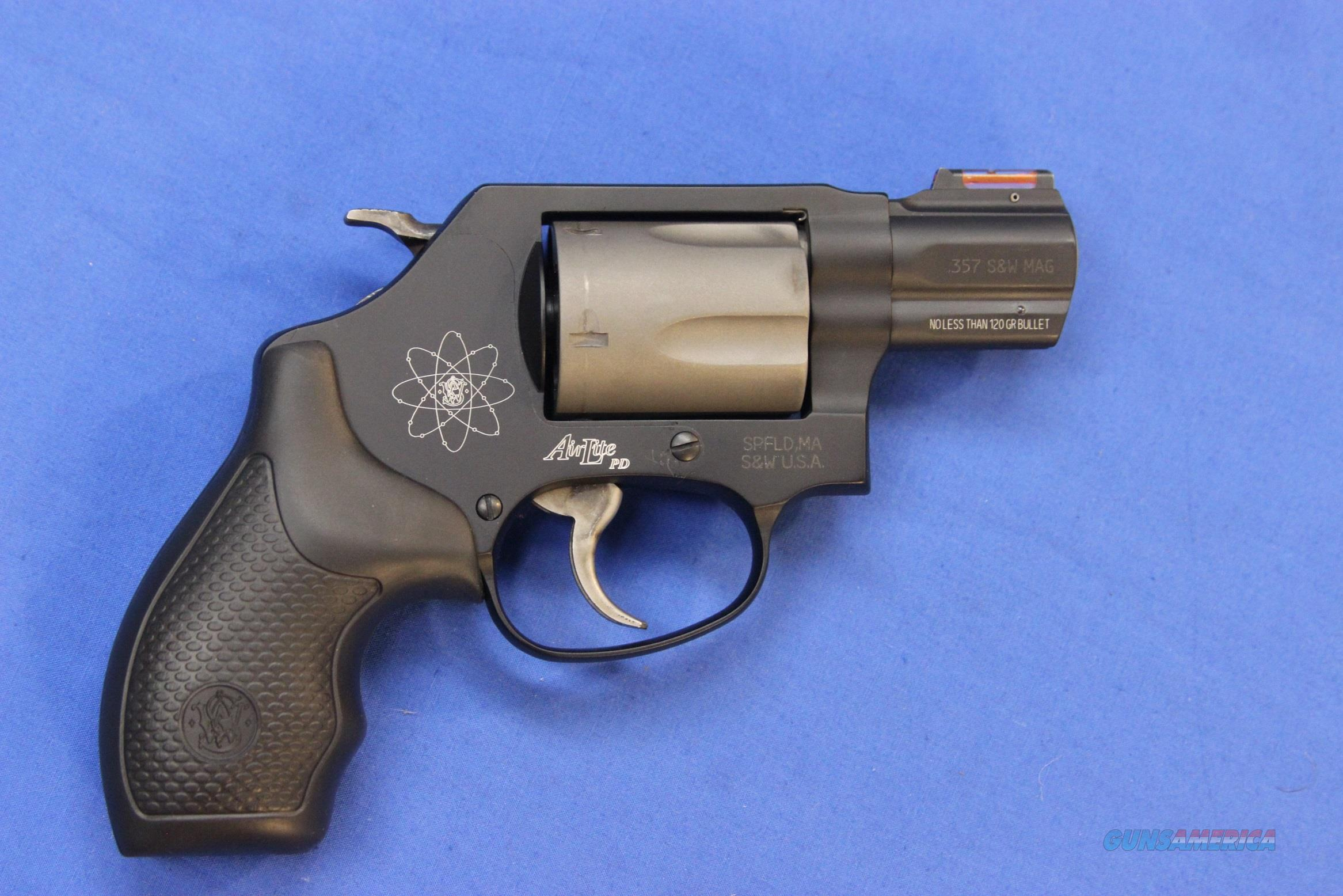 SMITH & WESSON 360PD AIRLITE  357 MAG - NEW!