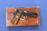 COLT GOLD CUP NATIONAL MATCH SER. 70 .45 ACP w/BOX