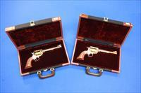 RUGER NEW MODEL BLACKHAWK .44 MAG FT. WORTH COMMEMORATIVE MATCHED SET