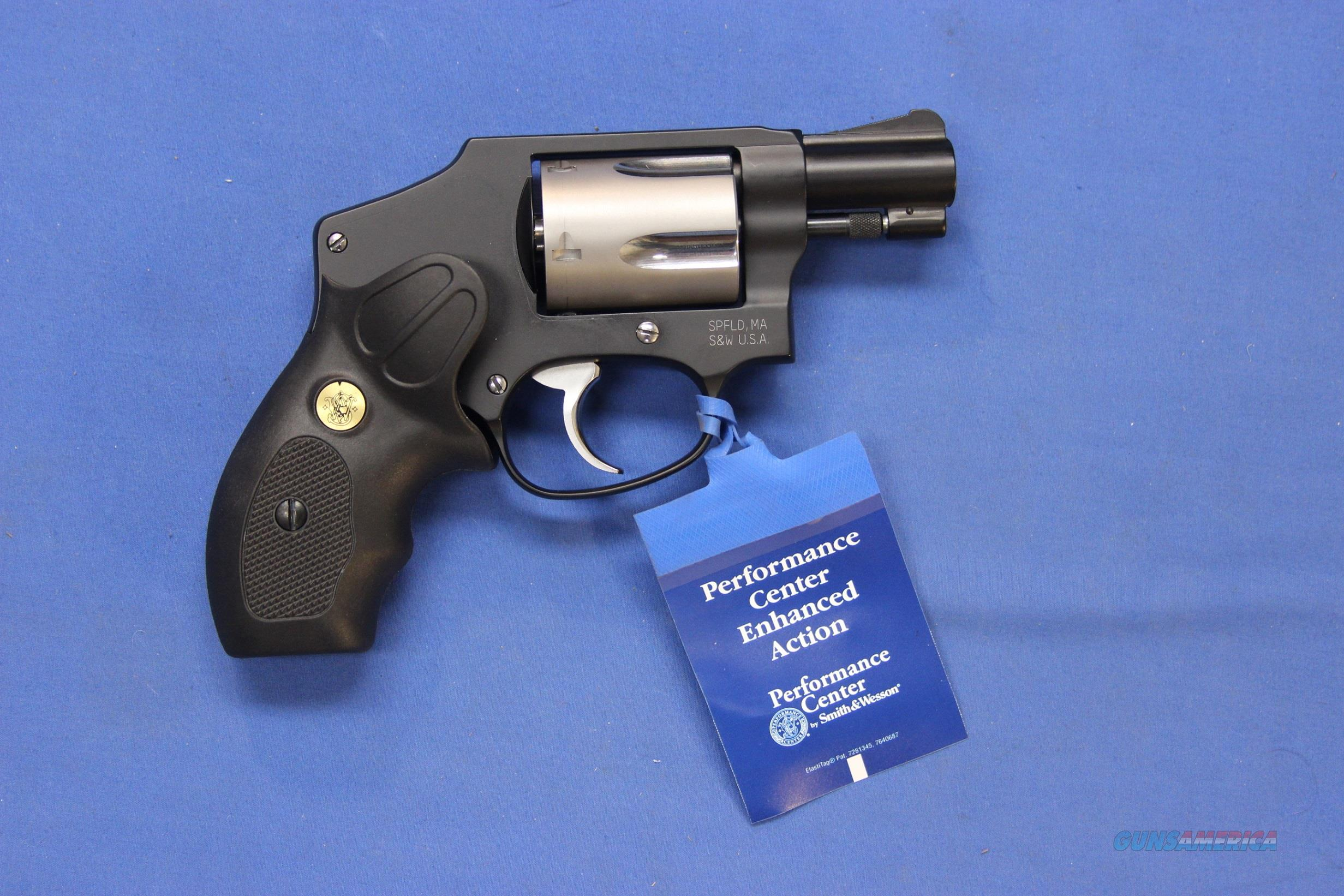 SMITH & WESSON 442 PERFORMANCE CENTER  38 SP +P - NEW!