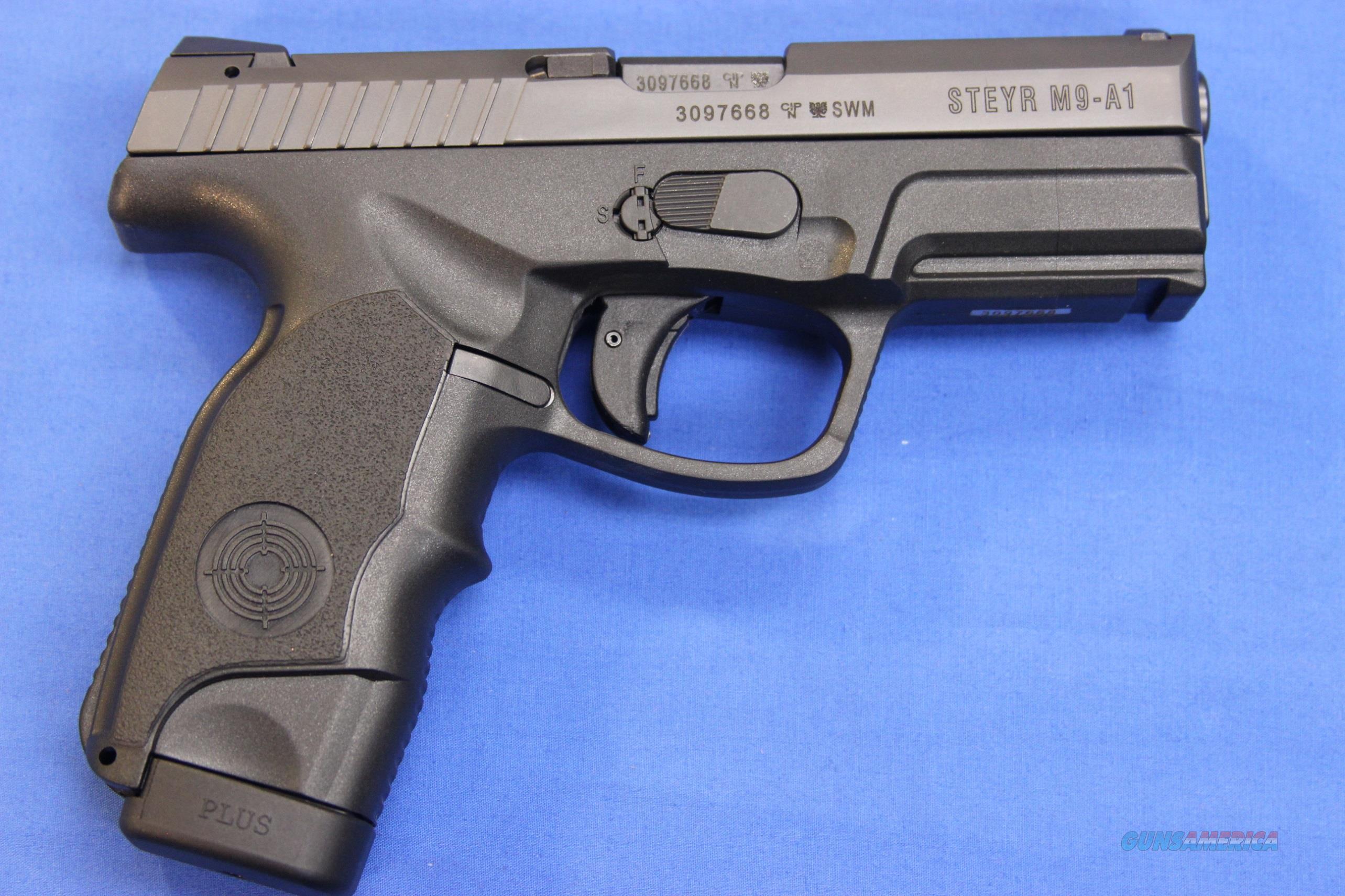 STEYR M9-A1 9x19 - NEW!