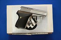 SEECAMP LWS 380 STAINLESS .380 ACP w/BOX & PAPERS