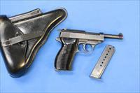 WALTHER P-38 9mm WWII MAUSER byf44 w/HOLSTER