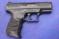 WALTHER CCP PISTOL 9mm w/ BOX & ACCESSORIES