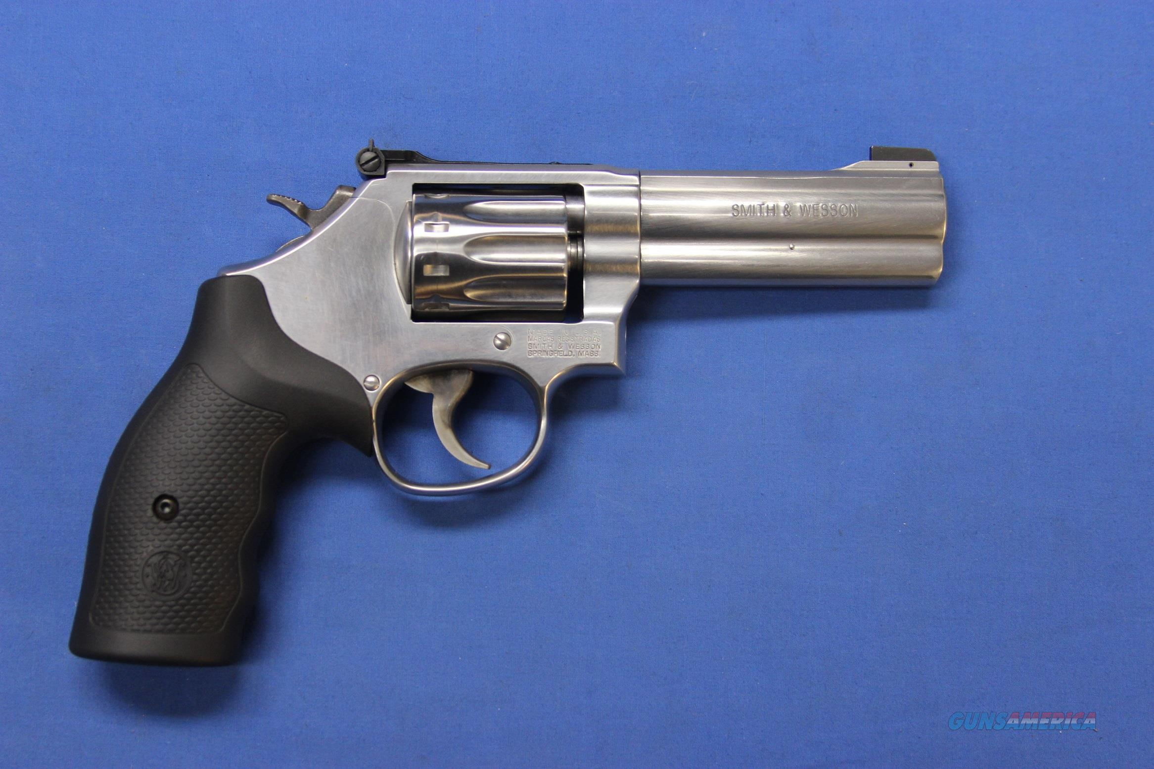 SMITH & WESSON 617 STAINLESS .22 LR 10-SHOT - L... for sale