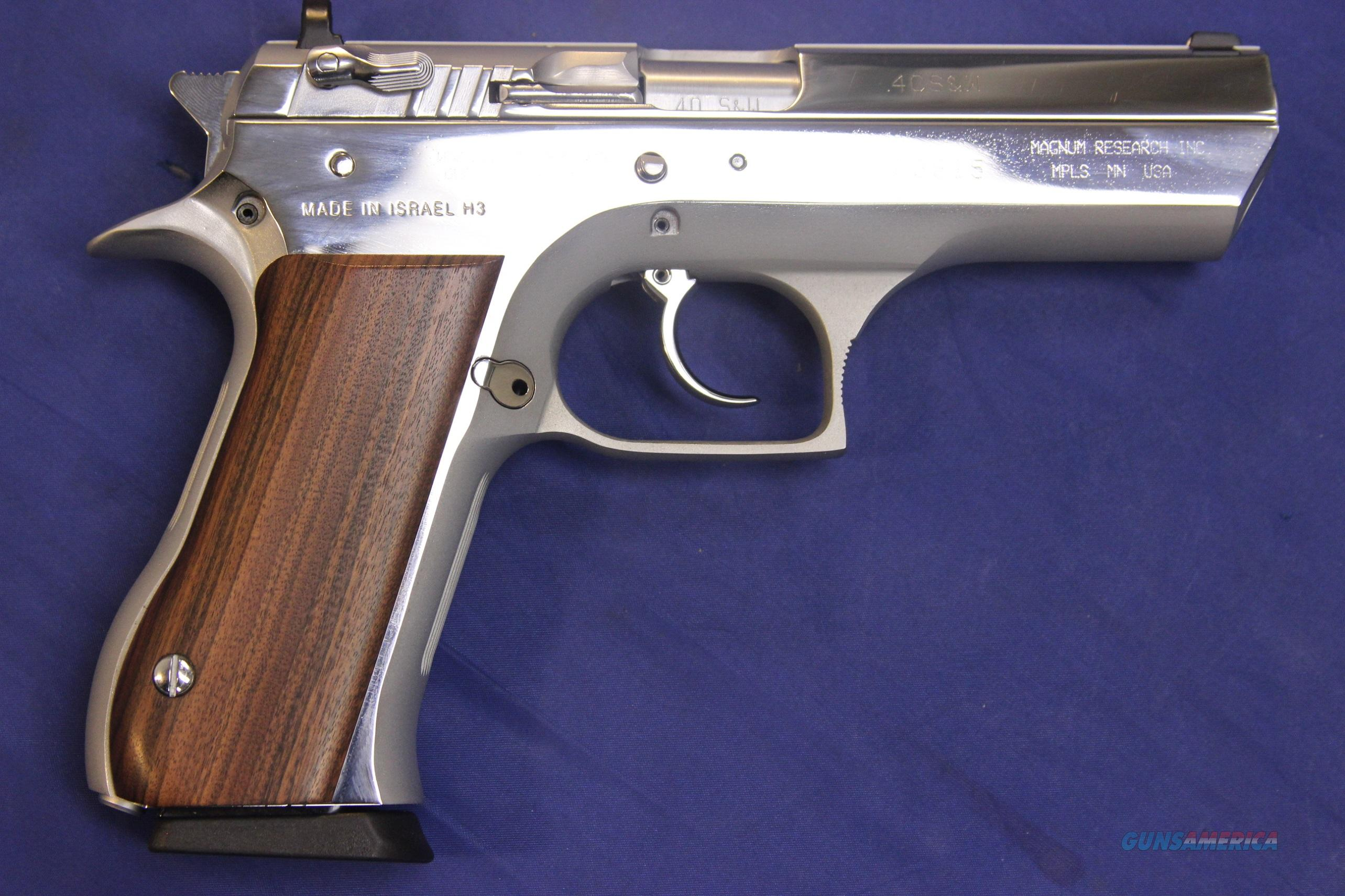 chrome baby desert eagle - photo #1