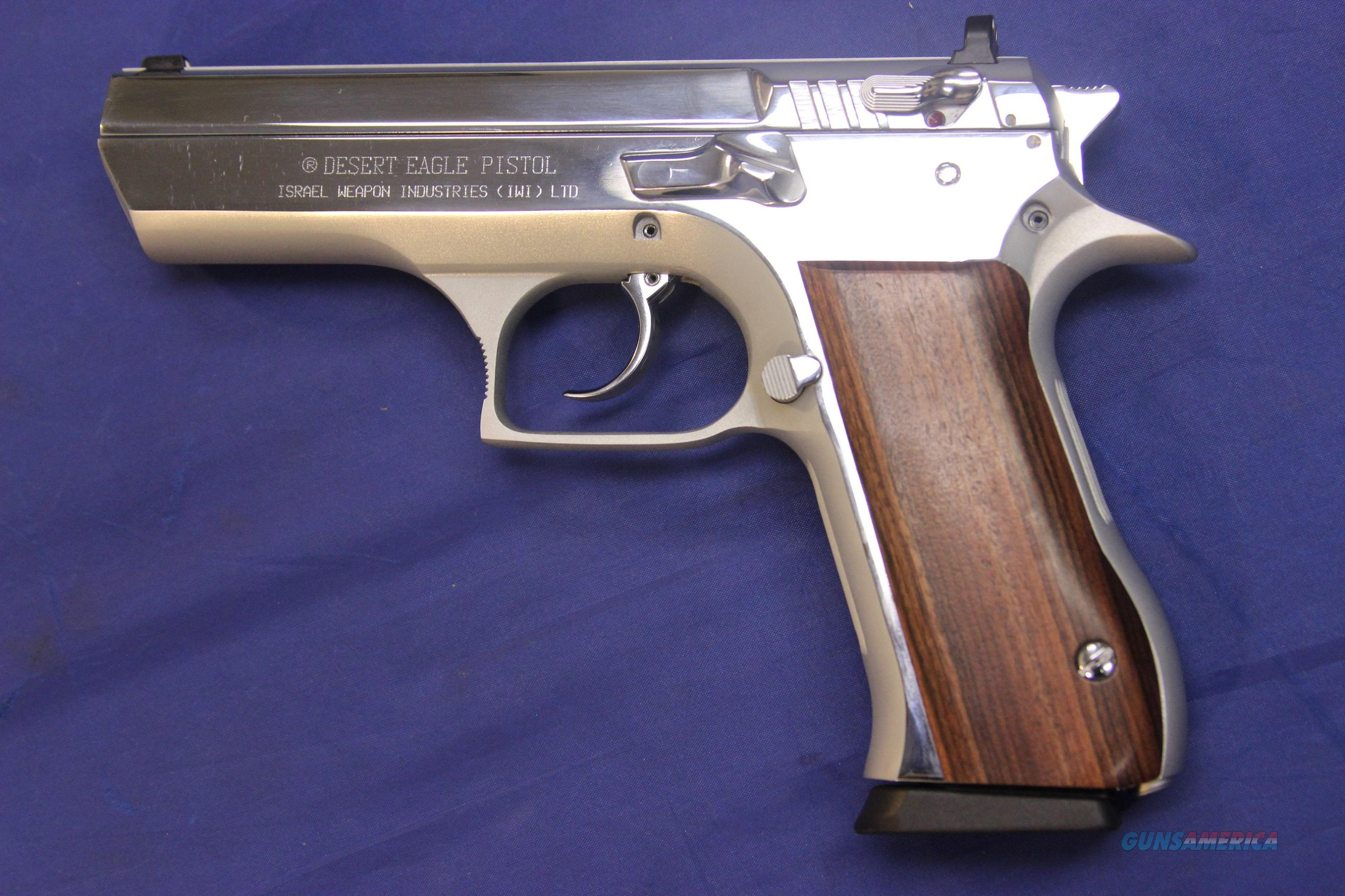 chrome baby desert eagle -#main